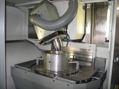 CNC Fräsmaschine DMU 60 T 5 Achsen Fräsen